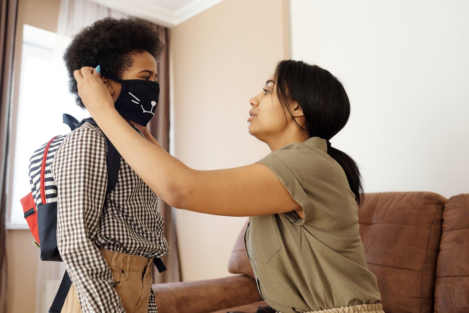 Arash Hadipour Niktarash talks of ways to keep your family safe during a pandemic